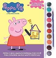 Peppa Pig - Livro Para Pintar