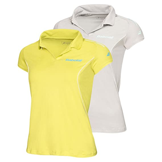Babolat Mujer Oberbekleidung Match Core Polo: Amazon.es: Ropa y ...