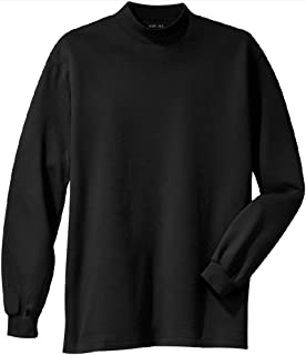 dfd025b5 Amazon.com: Badger Sport Athletic Mock Turtle Neck Long Sleeve ...