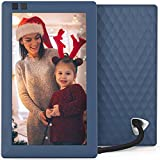Nixplay Seed 7 inch WiFi Digital Photo Frame - Blue
