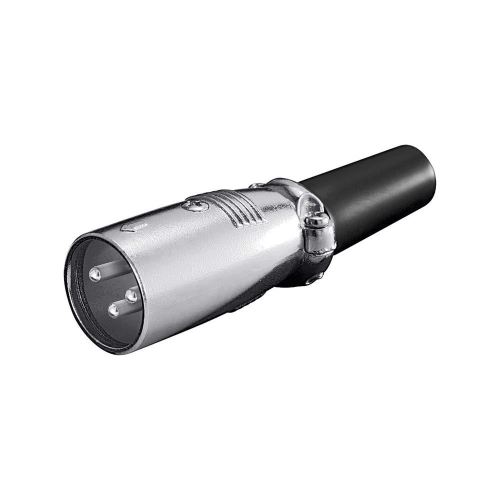 【メーカー公式ショップ】 Wentronic Mステンレス鋼 XLR XLR 188-3 XLR B000L11C14 Mステンレス鋼 - ワイヤーコネクタ(ステンレス鋼) B000L11C14, 超話題新作:9cb2d3b3 --- officeporto.com