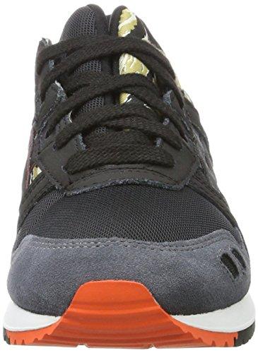De Asics Mixte Sport Chaussures Lyte Noir noir Noir Iii Gel Adulte rYxTnr0
