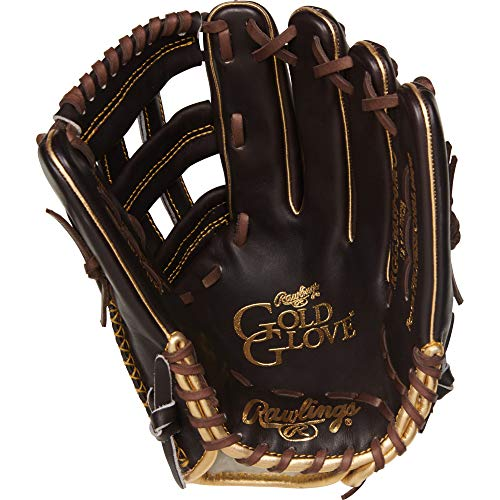 Rawlings RGG3039-6MO Gold Glove Series, Black, 12.75'' by Rawlings (Image #2)