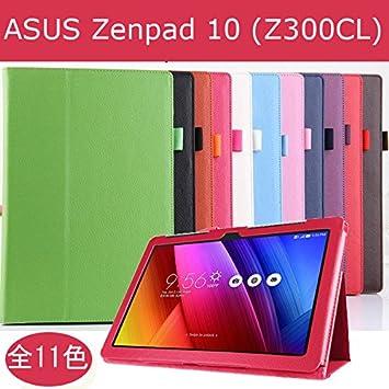 1f02c34a96 Amazon | SP-MART(オリジナル)ASUS ZenPad 10 Z300C ケース+(液晶 ...