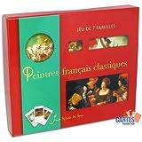 Jeu de 7 familles : Les Peintres Français Classiques