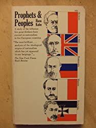 Prophets and peoples;: Studies in nineteenth century nationalism (Collier books)