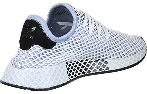 Ginnastica Deerupt da white Scarpe Blue Runner Uomo adidas fIqdwd