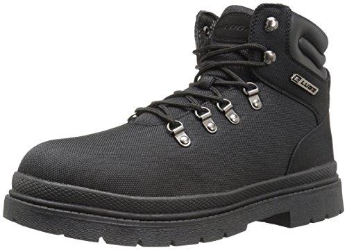 Lugz Men's Grotto Ballistic Winter Boot, Black, 11 M US
