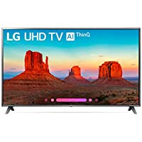 Deals on LG 86UK6570PUB 86-Inch LED 4K  Smart UHD TV + $250 Dell GC