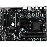 MSI Computer Motherboard ATX DDR3 1066 NA 970A-G43 PLUS