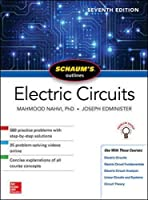 Schaum's Outline of Electric Circuits, 7th Edition Front Cover