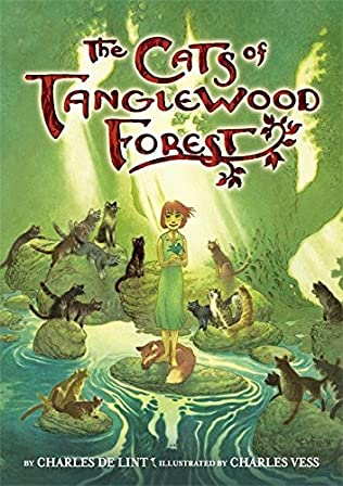 book cover of The Cats of Tanglewood Forest