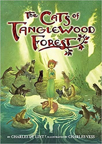 Image result for the cats of tanglewood forest