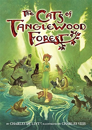 Image of The Cats of Tanglewood Forest