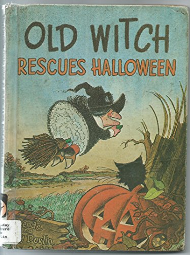 Old Witch rescues Halloween! -