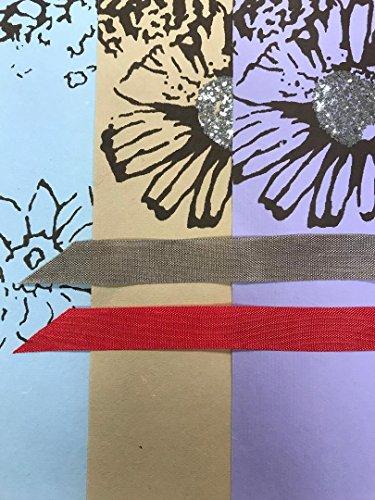 Tree Free Gift Wrap-Glitter Daisy by Soolip