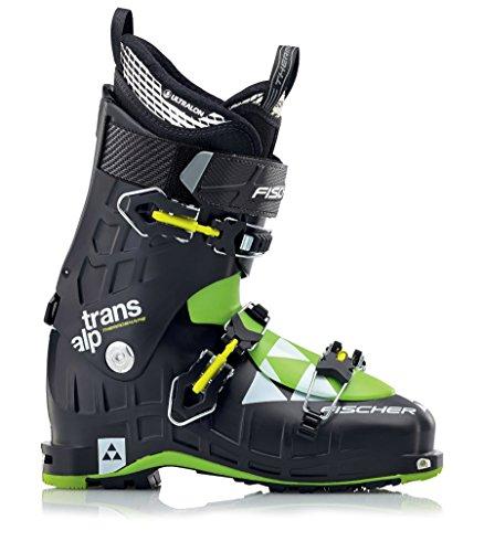 Fischer - FISCHER - Chaussure de Ski - TRANSALP THERMOSHAPE Noire - taille mondopoint: 26.5