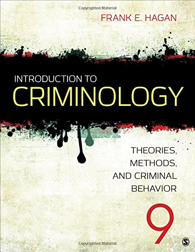 1483389170 - Introduction to Criminology: Theories, Methods, and Criminal Behavior