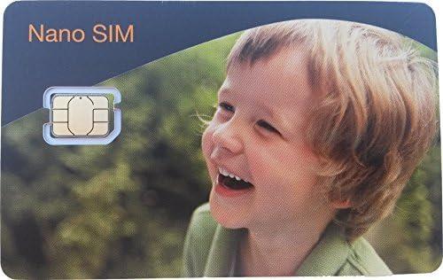 Tarjeta SIM prepago de Orange Israel activada y Lista para Usar, Incluye Funda para SIM - Conector iPhone - Manual de Usuario en inglés: Amazon.es: Electrónica