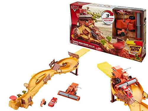 Disney/Pixar Cars Escape From Frank Track Set (Trap Maters)