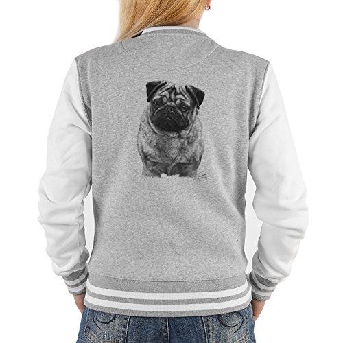 Goodman Design ® - Chaqueta - para mujer gris