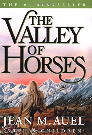 book cover of The Valley of Horses