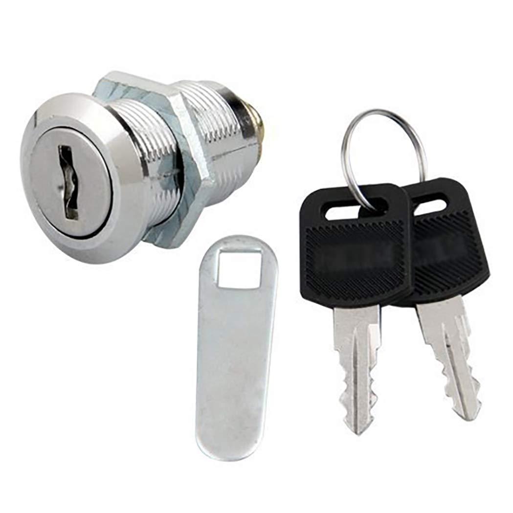 HarmonyHappy VivReal Serrure BATTEUSE Cylindre 25MM PR Boite AUX Lettres Meuble
