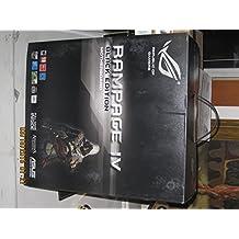 ASUS #RAMPAGE IV BLACK EDITION RAMPAGE IV BLACK EDITION LGA2011 Intel X79 DDR3 4-Way CrossFireX & 4-Way SLI SATA3&USB3.0