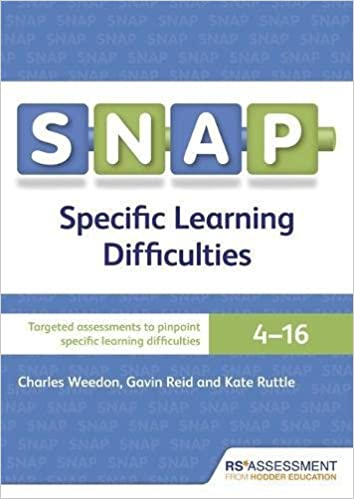 Online Handbook For Special Needs >> Snap Spld User S Handbook Special Needs Assessment Profile V4