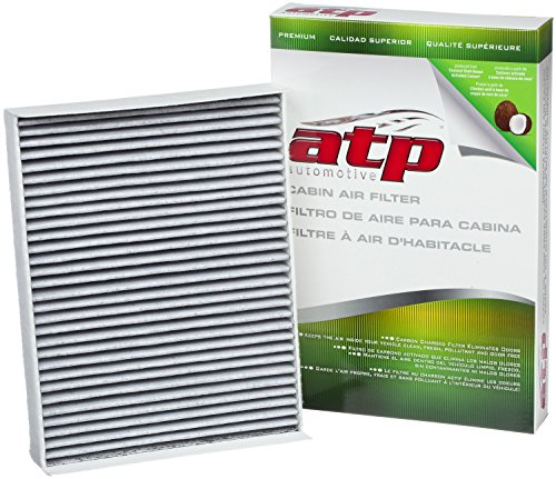 atp automotive RA-154 Carbon Activated Premium Cabin Air Filter (Cabin Filter Heater)