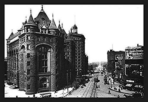Buyenlarge Niagara Street, Buffalo, NY - Gallery Wrapped 28