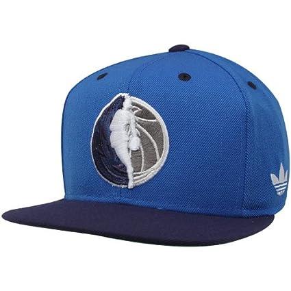 17860428270 Image Unavailable. Image not available for. Color  NBA adidas Dallas  Mavericks Premium Snapback Hat - Royal Blue Navy Blue