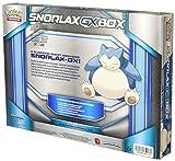 TCG: Snorlax GX Box Card Game