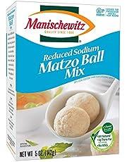 Manischewitz Reduced Sodium Matzo Ball Mix, 5 Ounces
