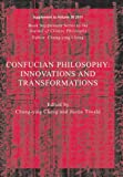 Confucian Philosophy : Innovations and Transformations, Cheng, Chung-Ying, 1118364333
