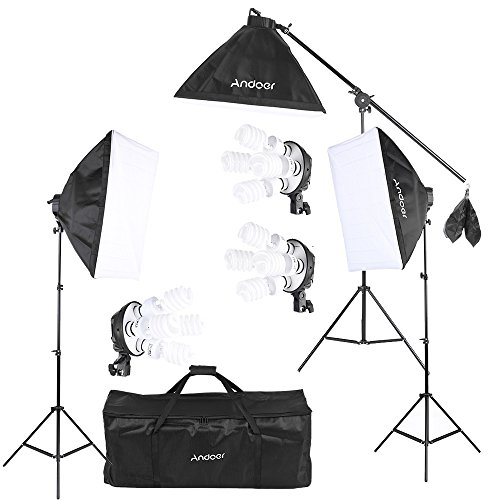 Andoer 2400W Lighting Kit