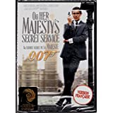 James Bond: 007: Au service secret de sa Majesté - On Her Majesty's Secret Service (English/French) 1969 (Widescreen) Régie au Québec