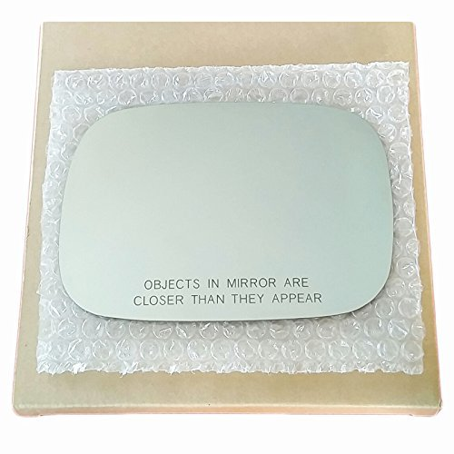 Mirror Glass and ADHESIVE | 2005 - 2010 Toyota Avalon Passenger Right Side ()