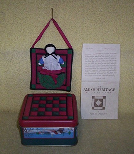 Willitts Designs ** Ann Dezendorf - One Patch Quilt with Doll ** 30038