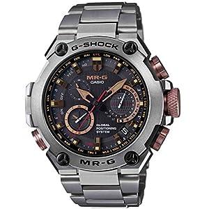51 7o5VjrkL. SS300  - Casio G-Shock MR-G GPS Atomic Solar Hybrid MRG-G1000 MRGG1000DC-1A