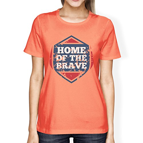 Taille The Femme Printing T 365 Home Manches Of Brave shirt Courtes Unique YR1Waqw