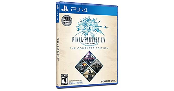 Amazon Com Final Fantasy Xiv Online Complete Edition