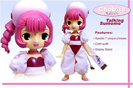 Chobits Sumomo Talking Figure MIB