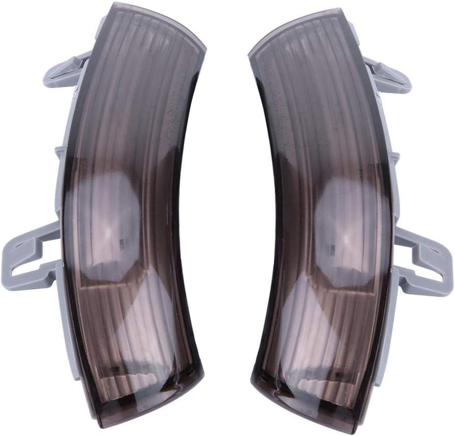 Side Specchio Lampada Coppia di turno luce di segnale Left /& Right Side specchio indicatore di direzione luce di segnale for MK5 Passat