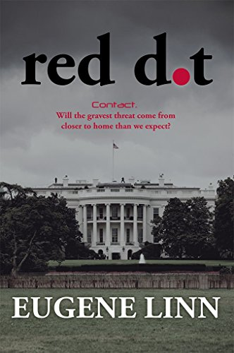 The front cover of Red Dot: Contact