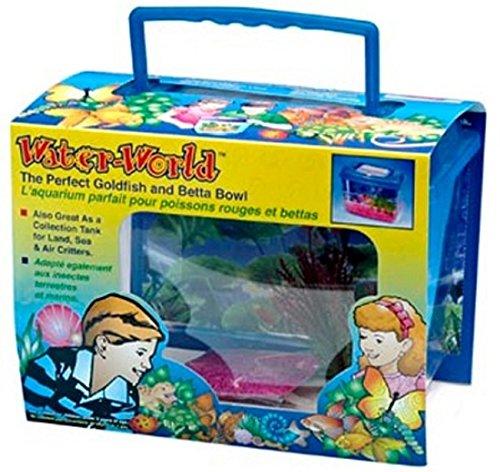 Penn Plax Water World goldfish Bowl NWK25