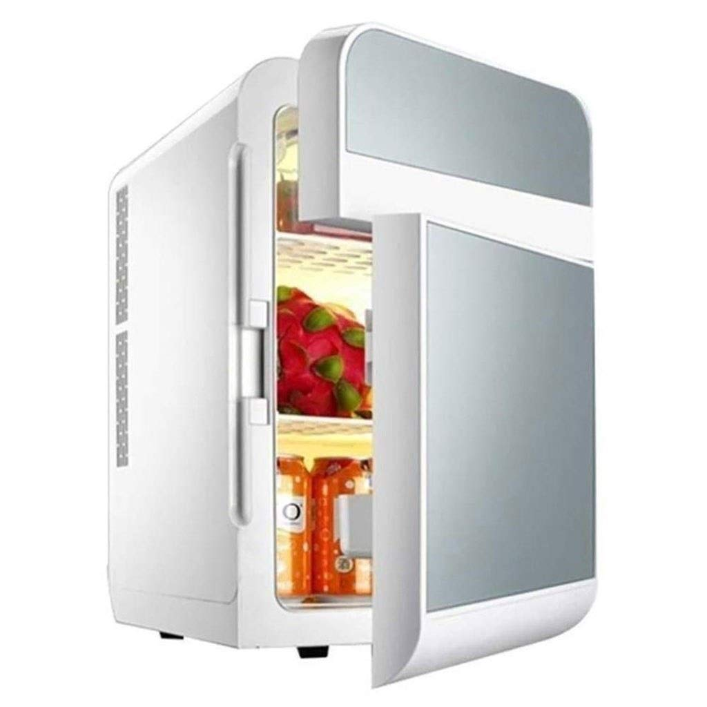 JGWJJ Mini refrigeradores Mini refrigerador pequeño Microondas 20L ...