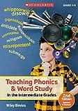 Teaching Phonics & Word Study in the Intermediate