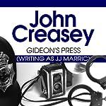 Gideon's Press | John Creasey