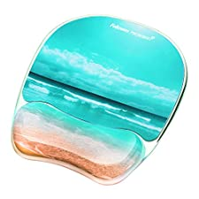 Mouse Pad with Wrist Rest Gel